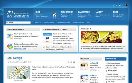 сайт на joomla 1.5
