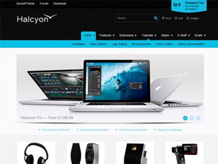 Joomla интернет магазин скачать шаблон - фото 7