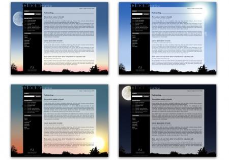 бесплатные шаблоны сайтов php: