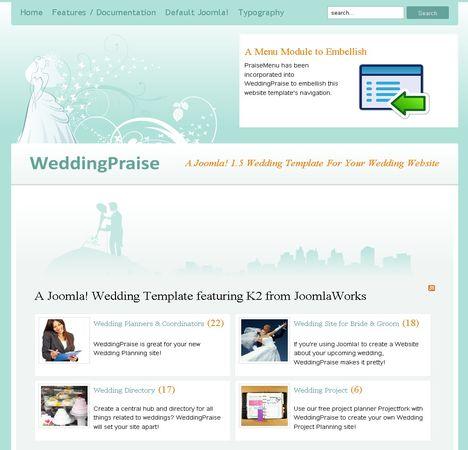 Weddingpraise (обновленный)